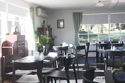 Monty's Tearooms at Mont De Lancey Historic Homestead